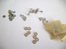 ETA 1080  ASSORTED SPARE WATCH MOVEMENT PARTS