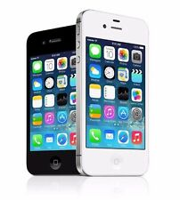 Apple iPhone 4S - 8 16 32 64GB GSM Unlocked /CDMA Smartphone Black / White