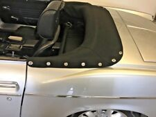 Datsun Roadster Convertible Boot Cover SPL SRL 311 Stayfast -Black with hardware