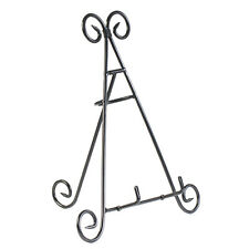 """Dalamia 12"""" Iron Display Stand For Home Kitchen Platters, Pictures & Books"""