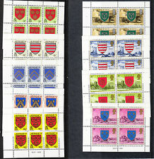 Jersey Booklet Panes unmounted mint multi listing your choice