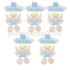 Cute Design 5pcs Boy Girls Baby Shower Wall Stickers Party Nursery Bedroom Decor