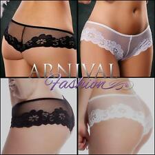 NEW lingerie underwear LACY KNICKERS online lace panties BOY SHORTS THONG PANTY
