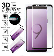 Full Cover Tempered Glass Screen Protector Fr Samsung Galaxy S6 Edge Plus Curved
