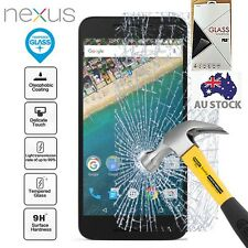 Tempered Glass Screen Protector for Google Nexus 5, 5x, 6, 6P retail pack