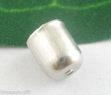 Gift Wholesale Blunt Necklace End Tip Bead Caps 8x7mm