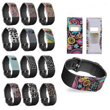 Fashion Colorful Sleeve Band Wristband COVER For Fitbit Charge/Fitbit Charge HR