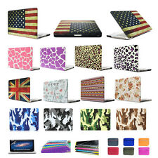 "Rubberized Matte Hard Case Cover Shell For Macbook Air 11"" 13/Pro Retina 13/15"""
