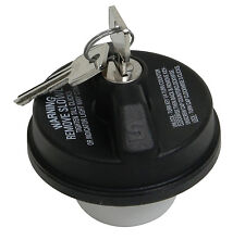 Replacement OEM Locking Filler Gas Cap Venting Easy On Fuel Tank Top With Keys