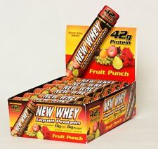 New Whey Nutrition - New Whey Liquid Protein 42g 12 Pack Brand New All Flavors