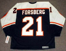 PETER FORSBERG Philadelphia Flyers 2006 CCM Throwback NHL Hockey Jersey