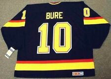 PAVEL BURE Vancouver Canucks 1994 CCM Vintage Throwback NHL Hockey Jersey