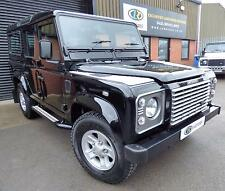 2003 53 LAND ROVER DEFENDER 110 TD5 XS 9 Seat Station Wagon