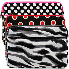 Soft Neoprene Sleeve Case Cover fits 9.7 inch Tablets ND10PG-1