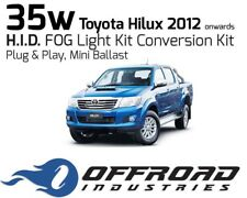 35w Toyota Hilux 2012-2013 Fog Light HID Xenon Conversion Kit