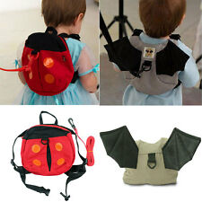 Baby Kid Toddler Stunning Keeper Walking Safety Harness Backpack Leash Strap Bag