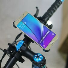 Heavy Duty Bicycle Bike Phone Mount Clip Holder For Samsung Galaxy Note 3/4/5