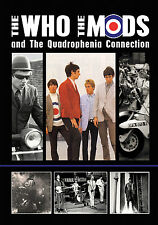 Quadrophenia POSTER 1 (SIZES-A5-A4-A3-A2) + SURPRISE A3 POSTER SCOOTER/MODS/WHO