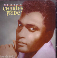 Charley Pride Essential CD Classic 50s 60s 70s Country RCA Victor BMG 1997