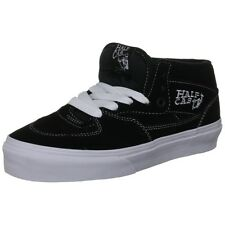 Vans Men Athletic Shoes Half Cab Sneakers Black