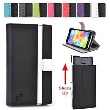 KroO 2Tone Matrix Universal Transforming Case Cover Stand for Smart-phone MLMR8
