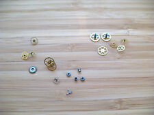 ZENITH 106,106.5 ASSORTED NEW OLD STOCK VINTAGE MOVEMENT PARTS