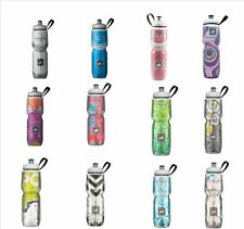 POLAR BOTTLE Insulated Water Bottle 24oz BPA-Free 100% Authentic 6178232210 +