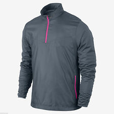 NWT $80 Men's Nike Shield 1/4 Zip Golf Pullover Jacket Size S XXL 2XL 639981-494