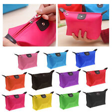 Multipurpose Travel Cosmetic Bag Makeup Pouch Toiletry Zipper Waterproof Case CN