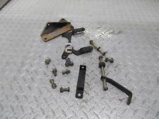 POLARIS 250 TRAILBLAZER TRANSMISSION MOUNTS BRACKETS    #170