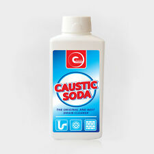 Caustic Soda Sink Toilet Drain Powder Cleaner - Unblocker Pack Off 2 or 6 500G