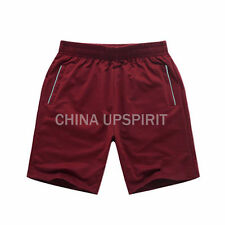 Boys Jogger Sports Shorts Fashion Casual Knee-Length Knitted Short Pants For Man