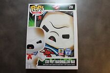 Funko SDCC 2015 Pop! Tees Exclusive BURNT STAY PUFT MARSHMALLOW MAN T-SHIRT XL