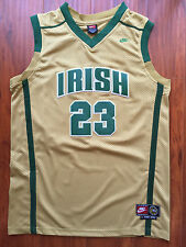 Cleveland Caveliers Lebron James IRISH High School  Sewn/Stitched Jersey NWT