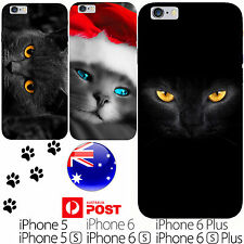 Case Cover Silicone Cute Cat Feline Pet Lovers Kitten Black Panther Collection