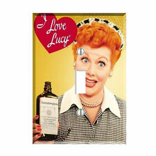 I Love Lucy Light Switch Plate Wall Cover Lucille Ball