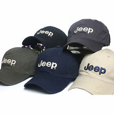 Jeep Hat Cap Women Men Unisex baseball Golf Ball Sport cap