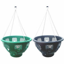 Plantopia Easy Fill Hanging & Wall Baskets Range watering device display flowers