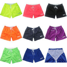 Superdry Mens Mesh Liner Beach Shorts Bermudas Shorts Boardshorts Solid Swimwear