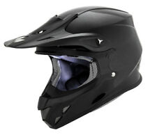 Scorpion Adult Black VX-R70 Solid ECE/DOT Off-Road Dirt Bike Helmet