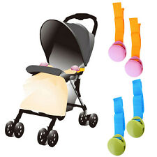 2pcs Baby Stroller Accessories Stroller Blanket Clip Blanket Holder