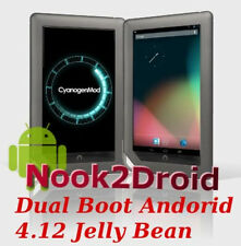 Nook2Droid Rooted Micro SD for Nook Tablet! Jelly Bean 4.1*! CM10!