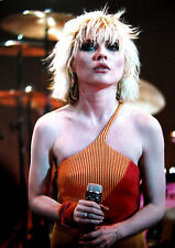 BLONDIE DEBBIE HARRY POSTER 2 (SIZES-A5-A4-A3-A2) + FREE SURPRISE A3 POSTER