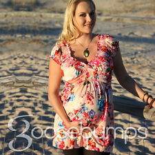 NEW Maternity Clothing Breastfeeding Top Nursing Tops Clothes S- 3XL PLUS SIZE