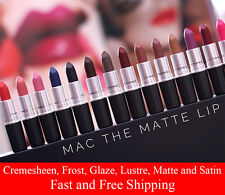 MAC Matte Lipstick Including New 2015 Colors - SALE