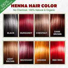 Henna Hair Dye - 100% Organic and Chemical free Henna for Hair ( Wholesale )