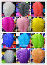 Wholesale 10-100 pcs High Quality Natural OSTRICH FEATHERS 6-24 inch/15-55 cm