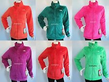 NWT THE NORTH FACE Mod Osito Women's Fleece Jacket Multi-Color & Sizes MSRP $99