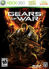 Gears of War  (Xbox 360, 2006) - Complete