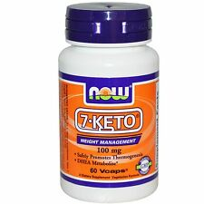 7-KETO DHEA Metabolite 60vcaps 100 mg by Now Foods